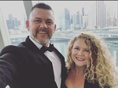 Brett and Terrisa Murray