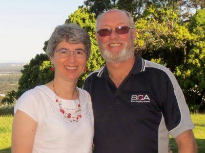 Peter & Kathryn Yaxley